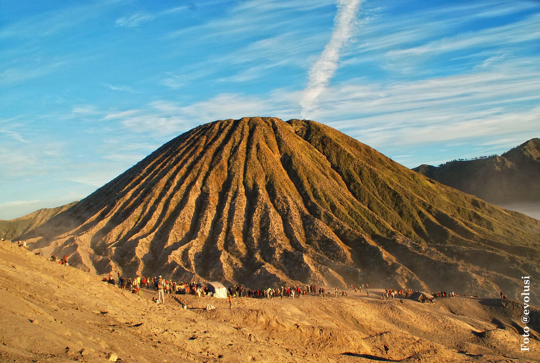 Legenda dan Ritual Suku Tengger Gunung Bromo  e Note
