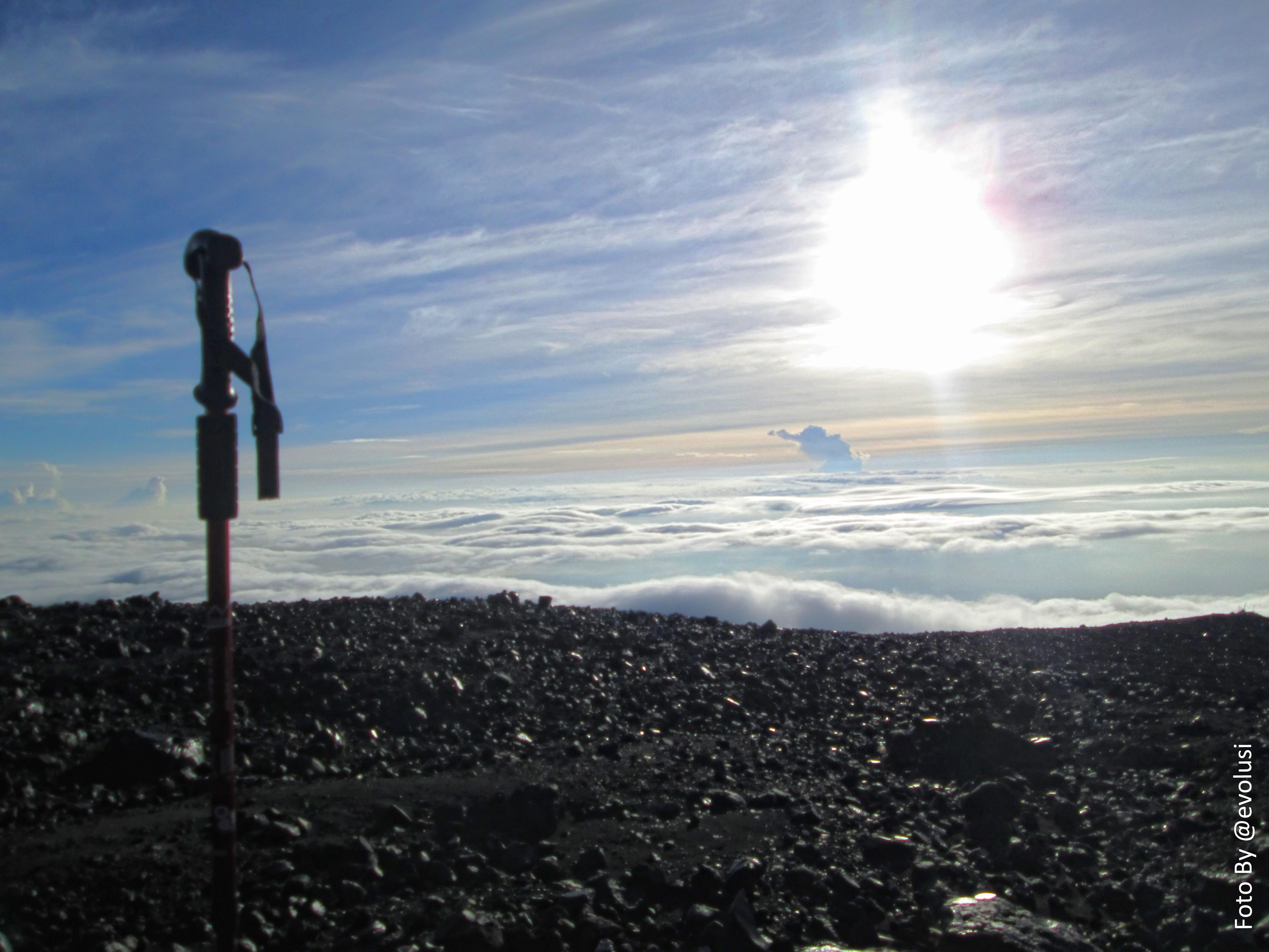 21+ Keindahan Puncak Gunung Semeru Background